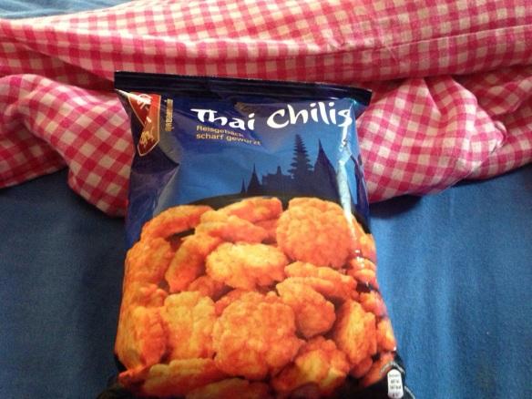 Thai Chilis von 12