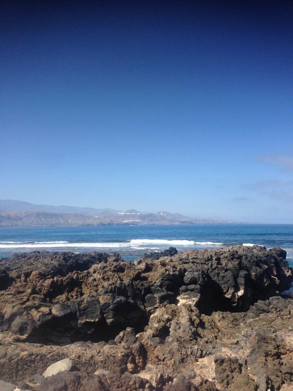 Felsen am Wasser
