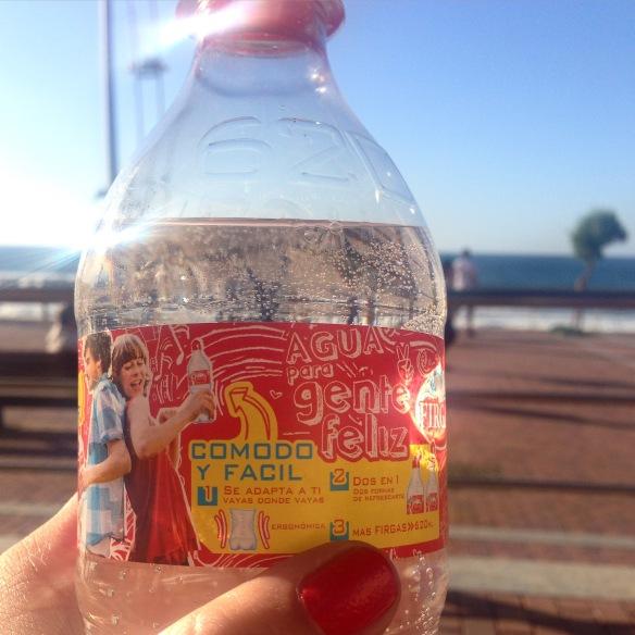 Agua para gente feliz