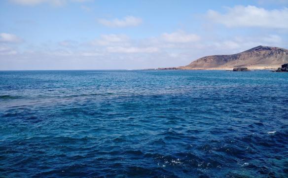 Das blaueste Wasser der Welt